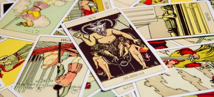 Karta Dabel V Tarotu Nici I Posouva Astrohled Kartari A